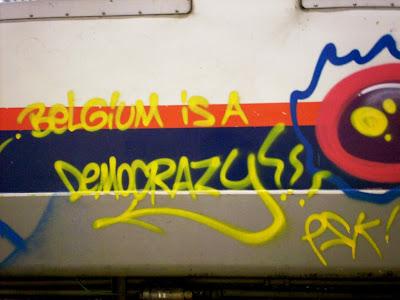 Belgium is a democrazy
