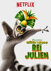 Saúdem Todos O Rei Julien – Dublado (2014)