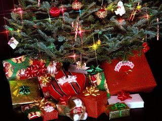 deposer les cadeaux