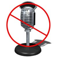 No More Voiceovers