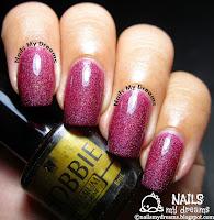 bobbie mojito nail polish