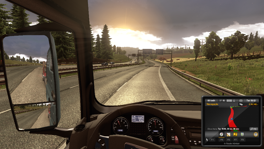 EUROTRUCKSIMULATOR 2 FINAL (ETS2)