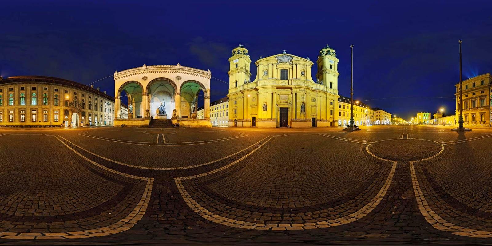 München Odeonsplatz