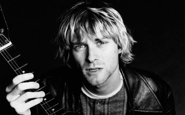 Publican el primer avance del disco solista de Kurt Cobain.