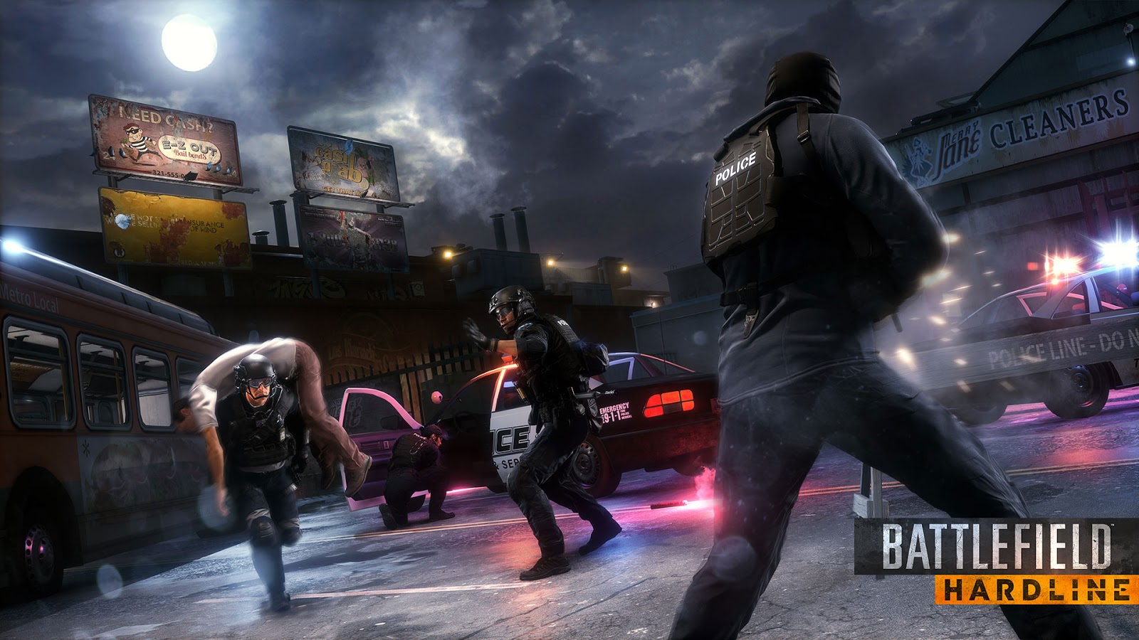 Gameplay in the game