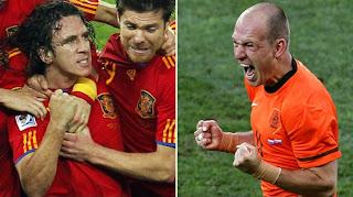 Las 20 Mejores selecciones de fútbol del mundo