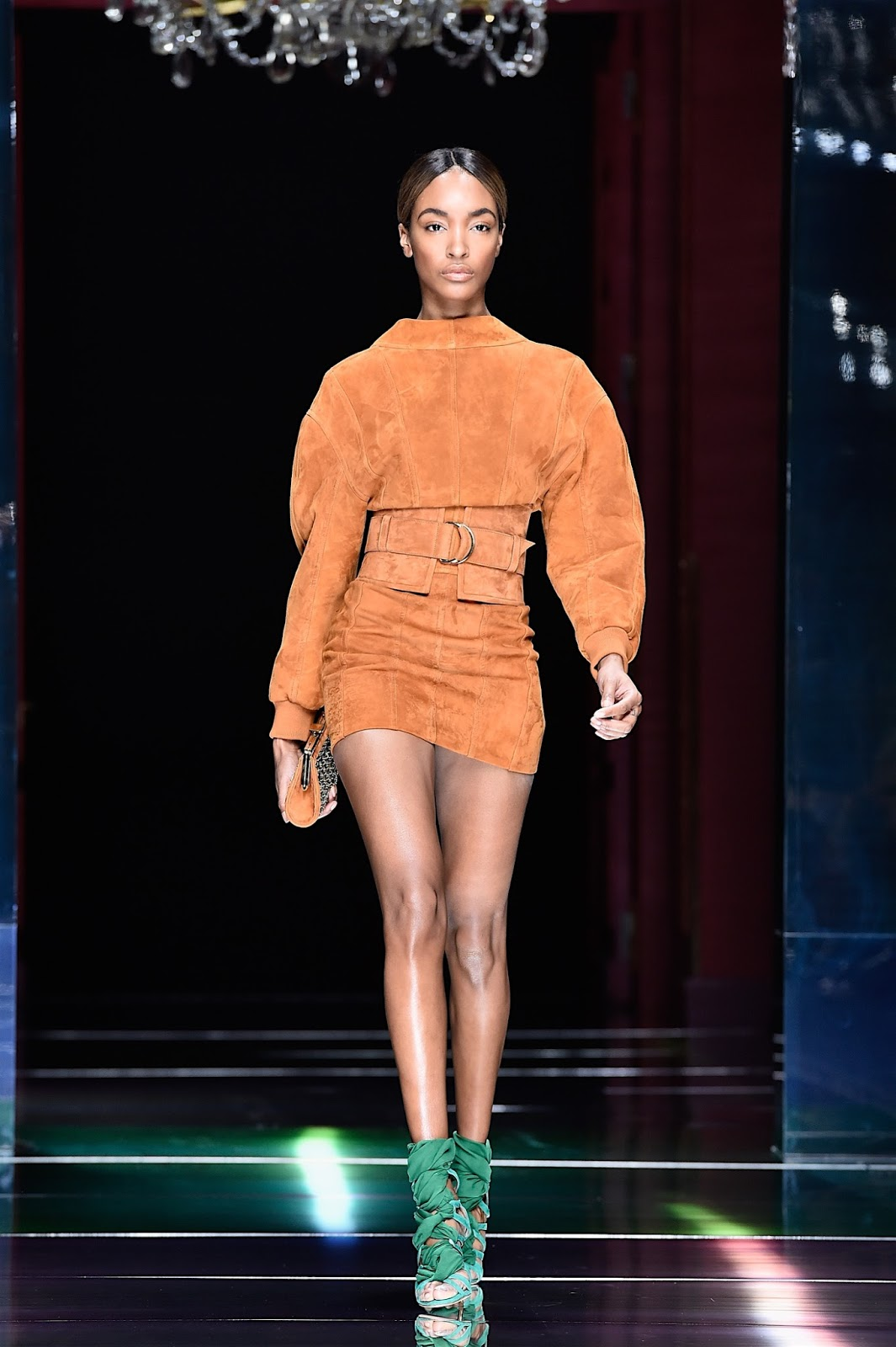 Joan Smalls | Balmain