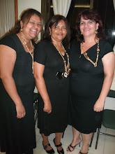 Presidência das Moças da Estaca Itaquá