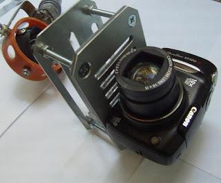 Camera Stabilizer DIY