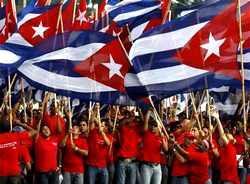 Workers in Cuba