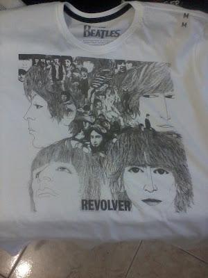 Riachuelo terá camisas dos Beatles em coleção de Rock