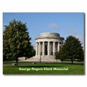 george rogers clark memorial - photo #19