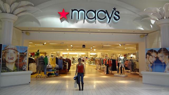 Loja de Departamento Macy's Orlando Miami