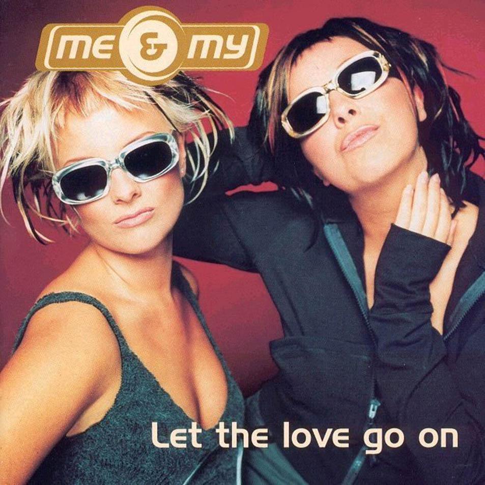 Let the love go on mp3 скачать