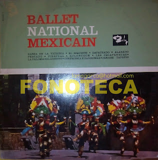 BALLET NATIONAL MEXICAIN