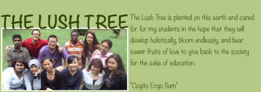 The Lush Tree