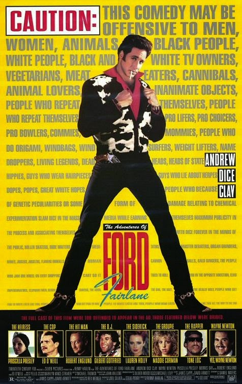 ask me a question the adventures of ford fairlane w andrew dice clay. Cars Review. Best American Auto & Cars Review