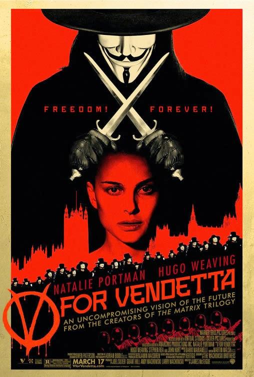 Download Film V For Vendetta