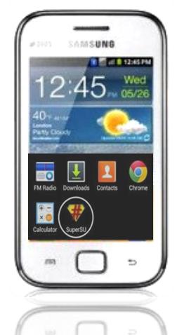 Kreatif Cara Root Samsung Galaxy Young Duos GT-S6310 Terbaru