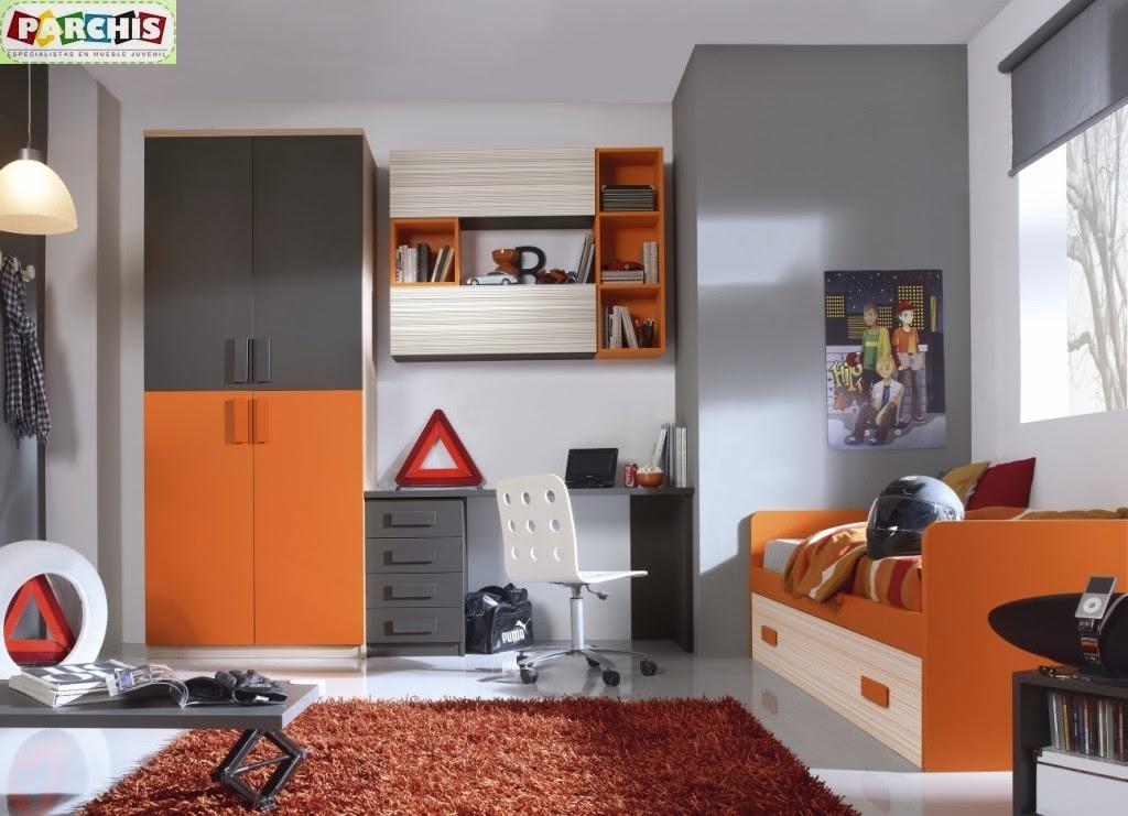 Cama mesa abatible camas autoportantes fotos tipos de camas dormitorios juveniles modernos - Dormitorios juveniles en madrid ...