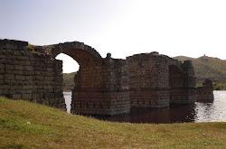 Puente romano de Alconétar