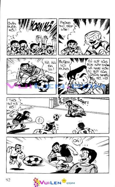 Jindodinho - Đường Dẫn Đến Khung Thành III  Tập 2 page 92 Congtruyen24h