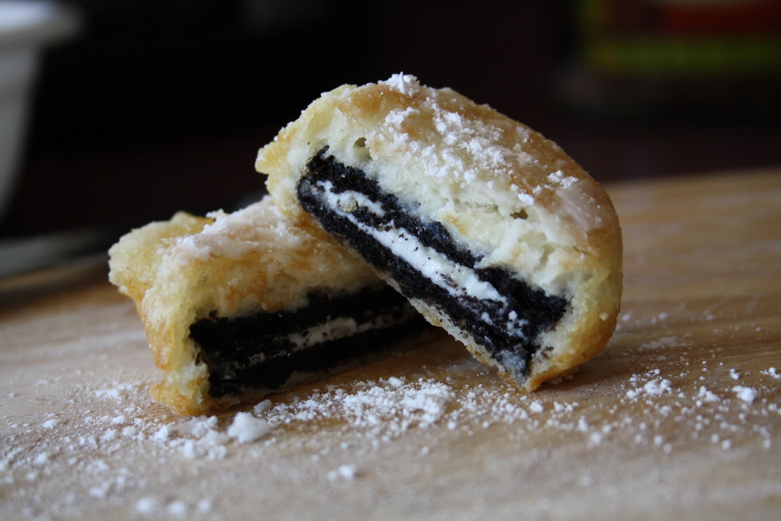 Meals with Michelle: Deep-Fried Oreos