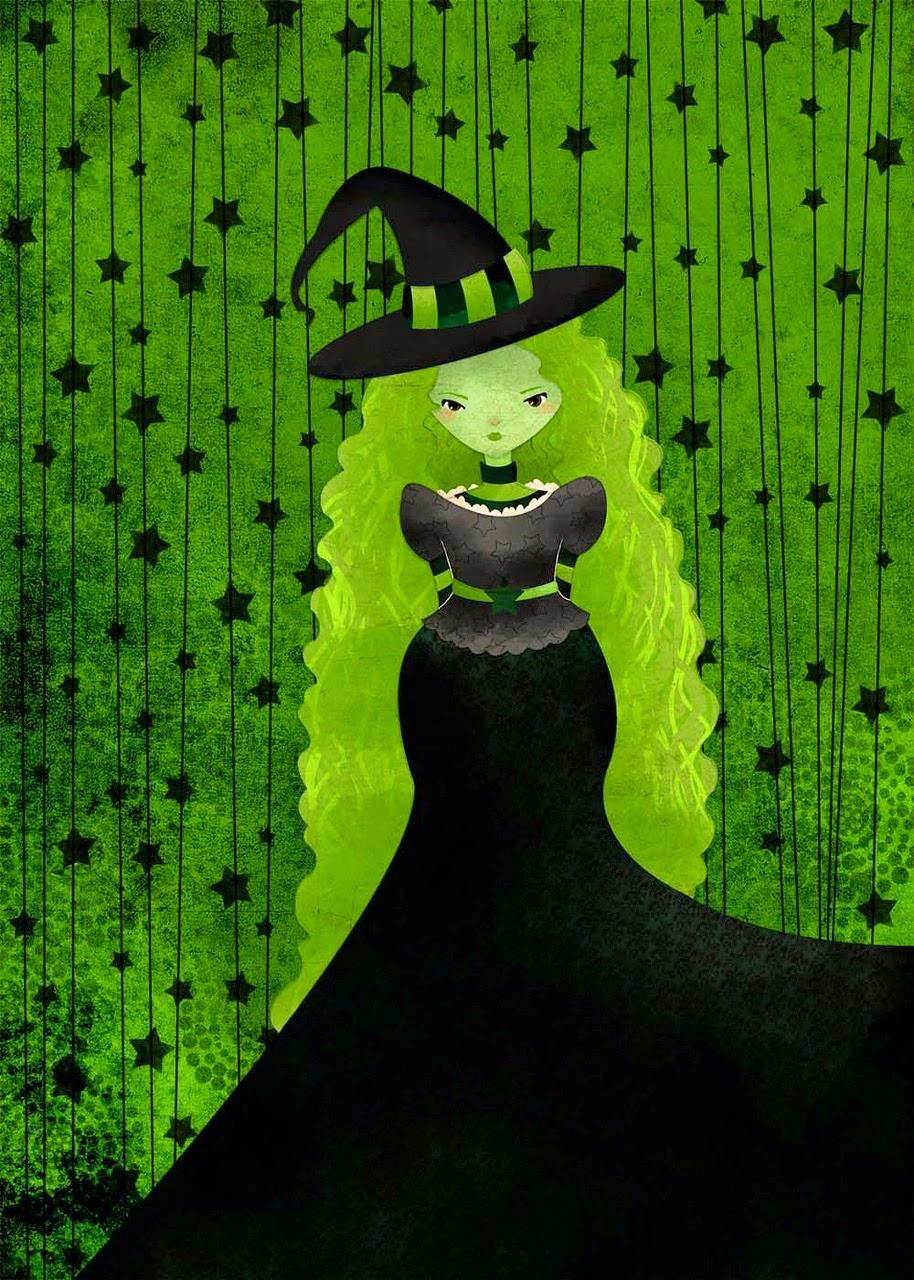Sou uma Bruxa Verde!