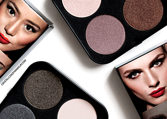 Make Up For Ever Be Bold Be Unexpected Be You Artist Shadow Palettes Jamie Chung Andreja Pejic Review
