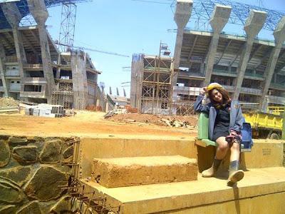 Stadion Gedebage Terbaru Terkini September 2012