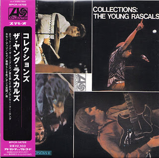 THE YOUNG RASCALS - COLLECTIONS (ATLANTIC 1967) Jap mastering cardboard sleeve mono+stereo