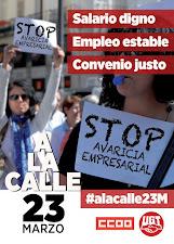 #ALACALLE23M