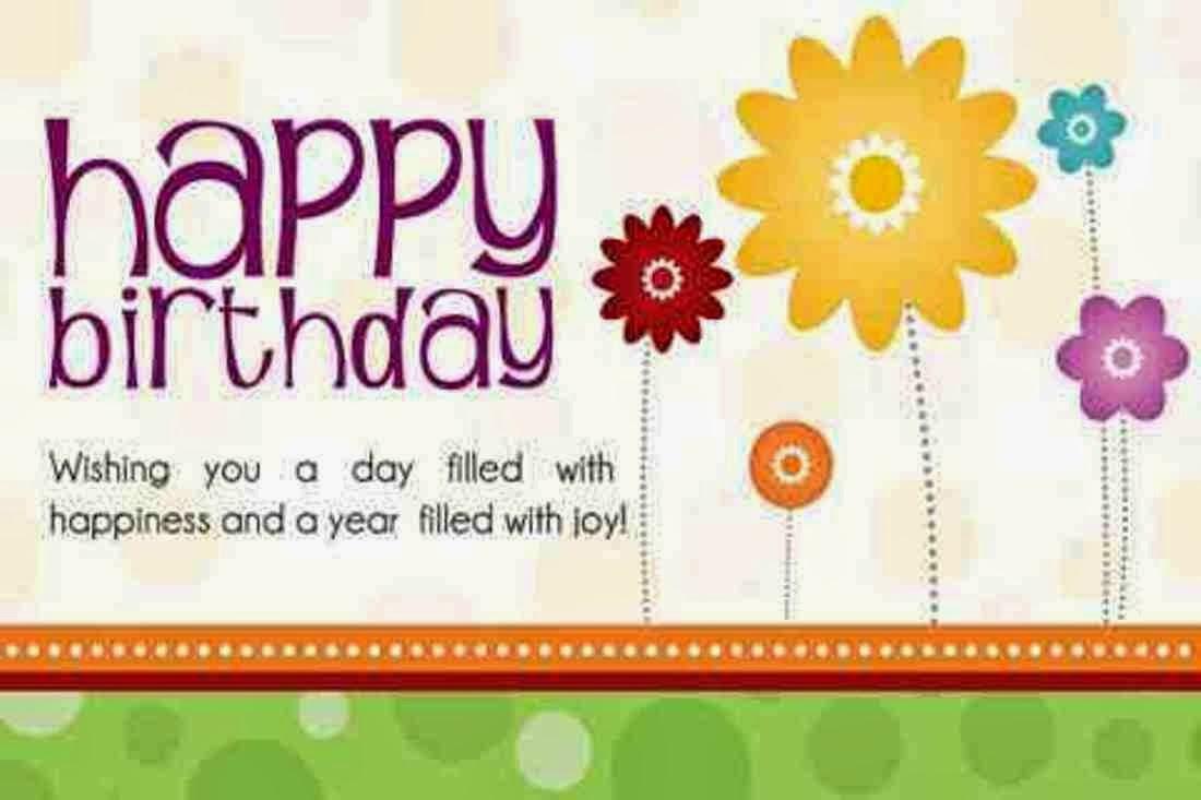 Ucapan Selamat Ulang Tahun Dalam Bahasa Inggris Kata