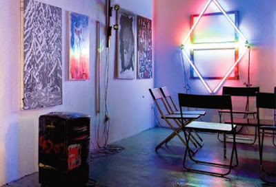 Minut Init Art Studio interior