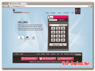 how to make free phone calls over the internet