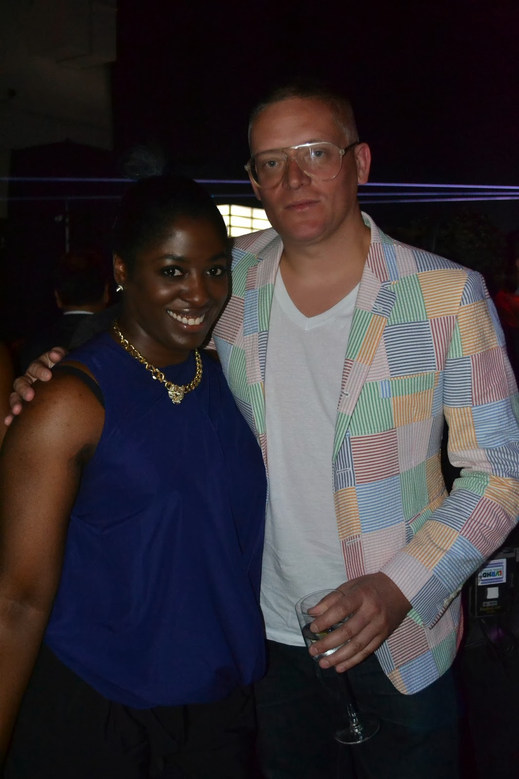Designer Giles Deacon at Lexus Design Disrupted