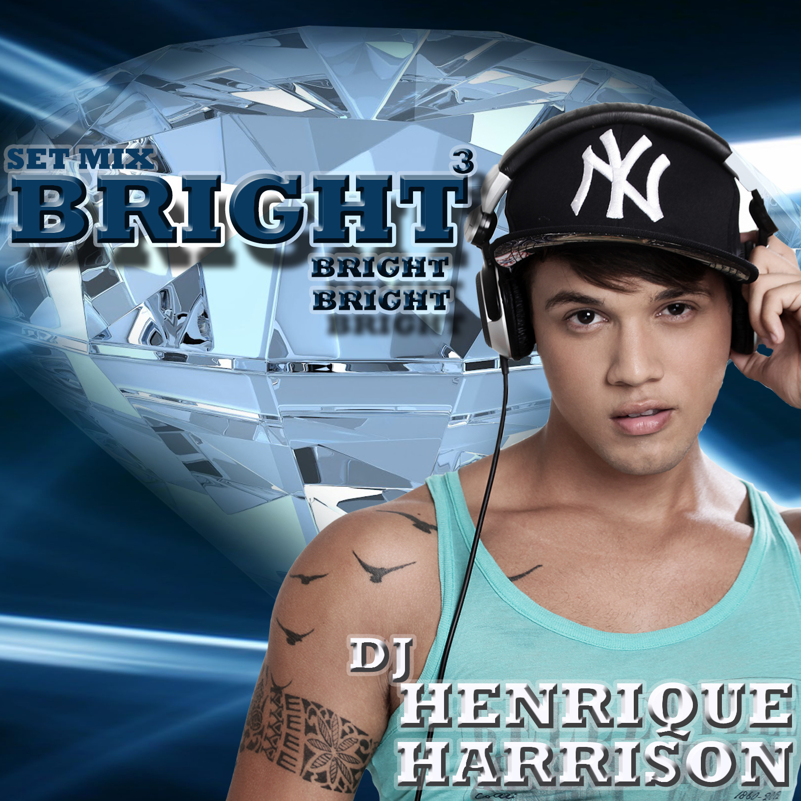 DJ Henrique Harrison - BRIGHT BRIGHT BRIGHT (Set Mix)