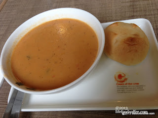 Tangy tomato , soupspoon singapore