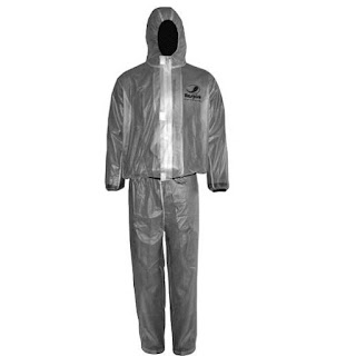 Rain Suit Transparent ED