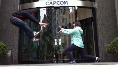 Hadoukening Japanese Meme Hadouken Ryu Kem Masters Capcom Super Street Fighter Meme