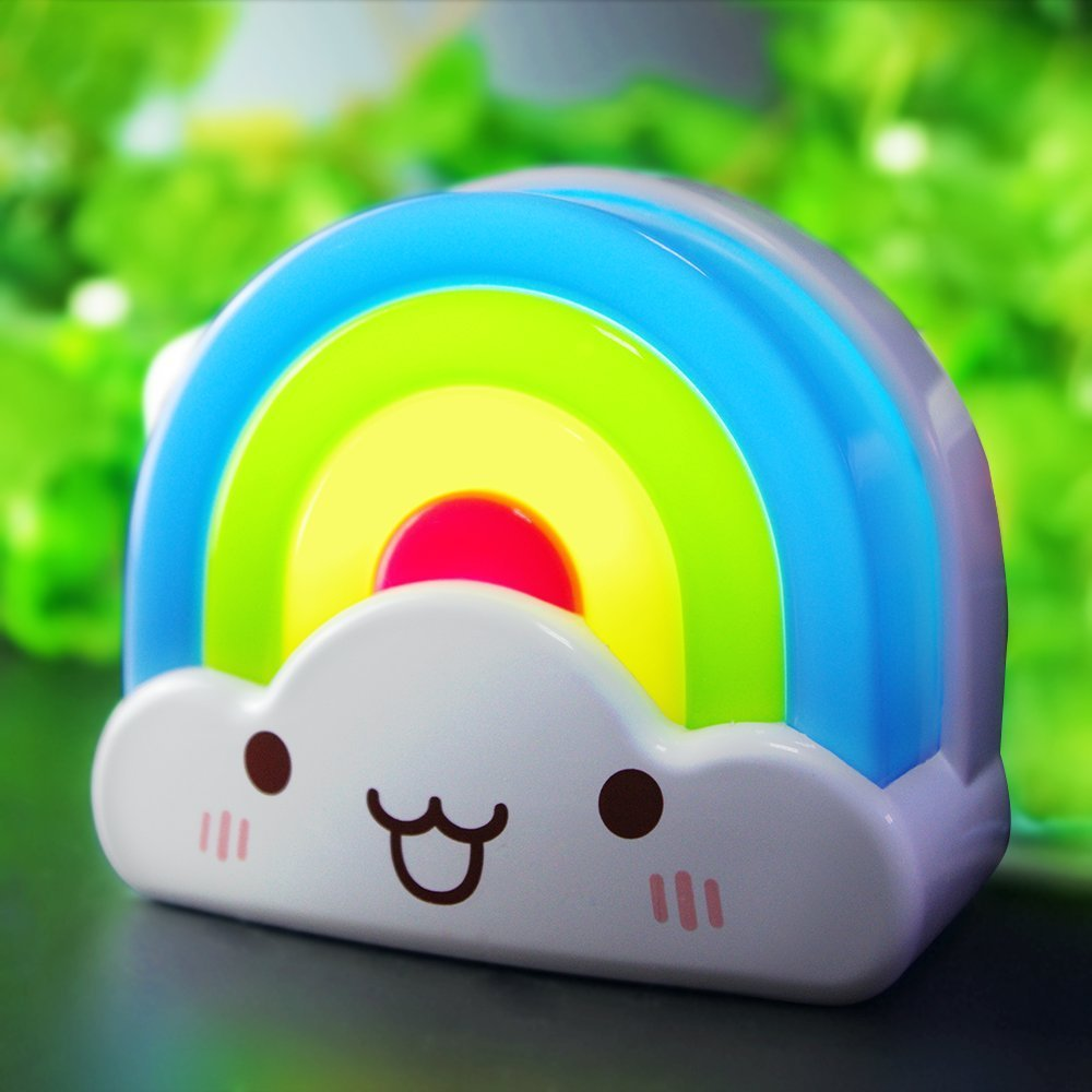Popular Product Reviews By Amy Rainbow Night Light For