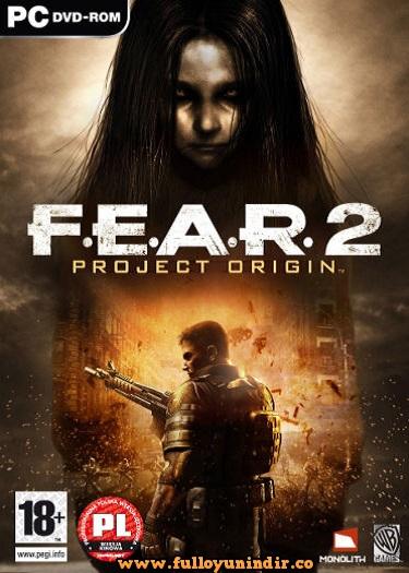 F.E.A.R. 2 Project Origin Rip