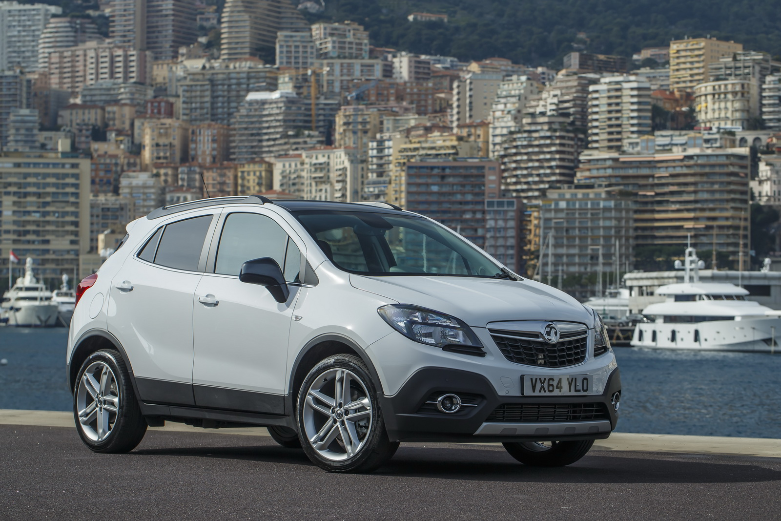 2017 opel mokka x facelift revealed. Black Bedroom Furniture Sets. Home Design Ideas