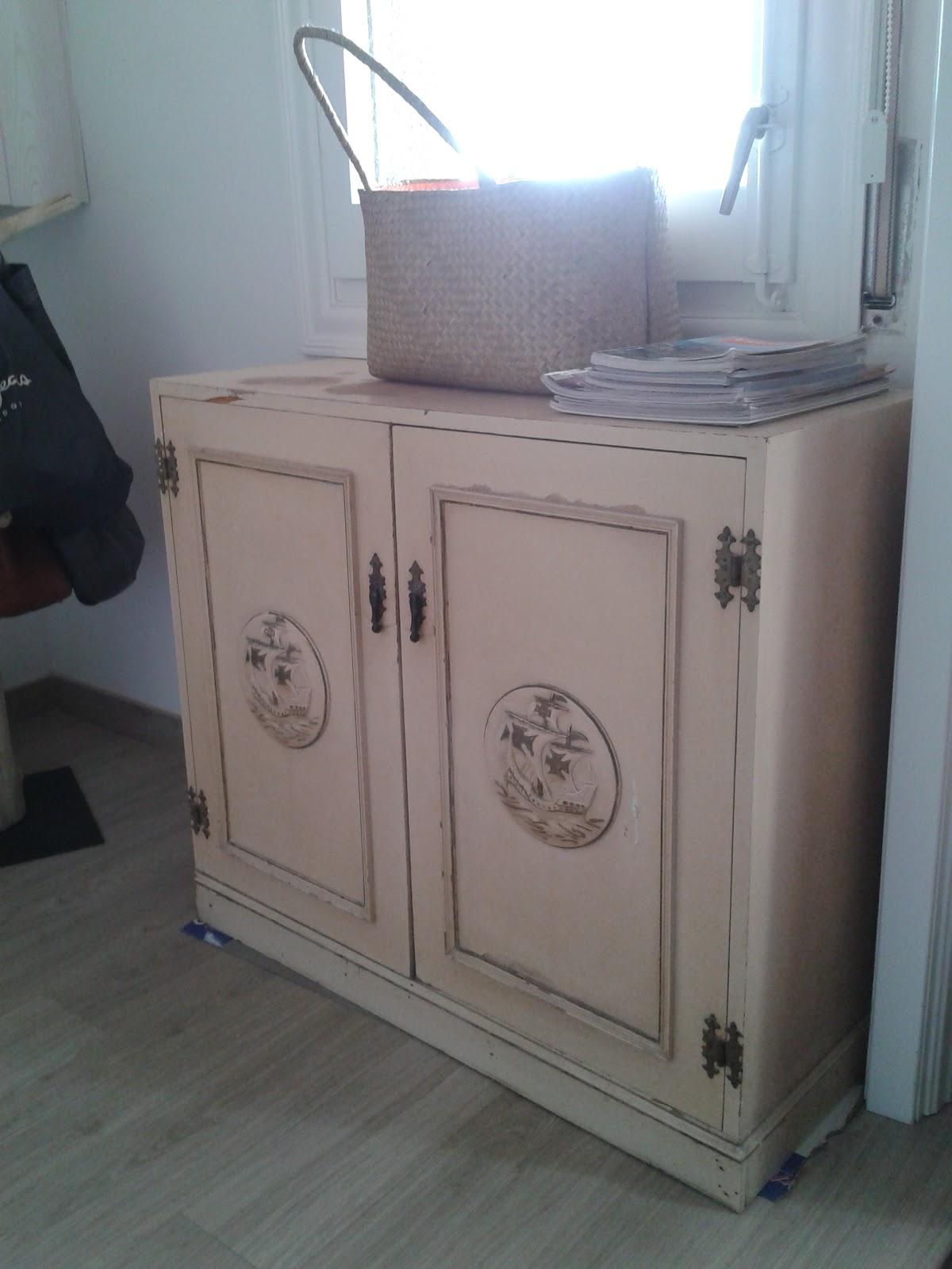 Dale una vuelta si ya no sirve c mo reciclar un mueble de for Como barnizar un mueble ya barnizado
