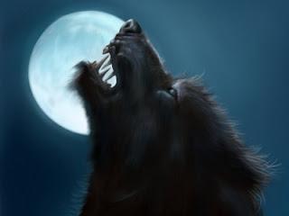 Lycantrophy - monster setengah manusia setengah serigala
