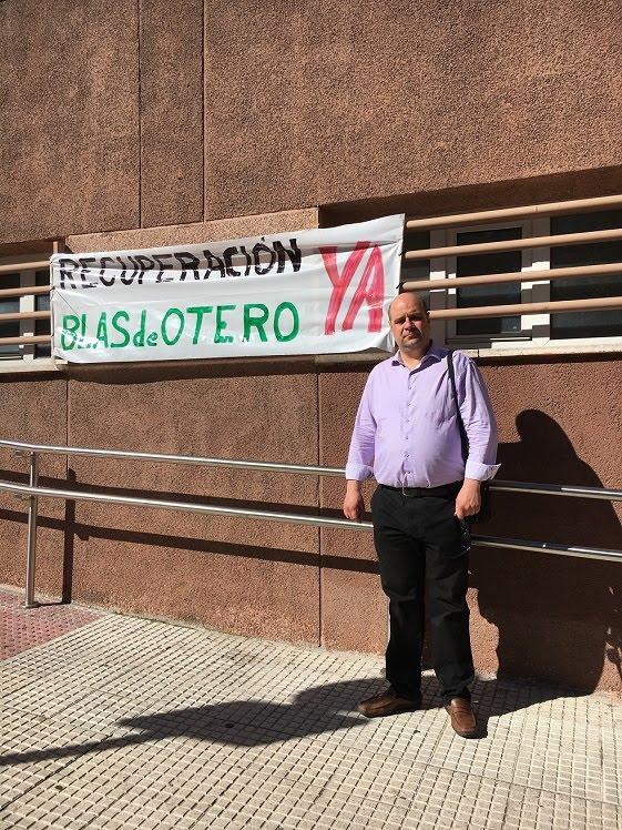 Recuperar el Centro de Especialidades Blas de Otero