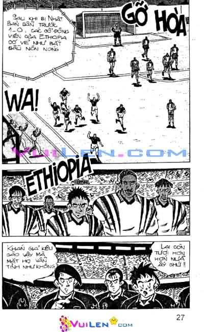 Jindodinho - Đường Dẫn Đến Khung Thành III Tập 64 page 27 Congtruyen24h