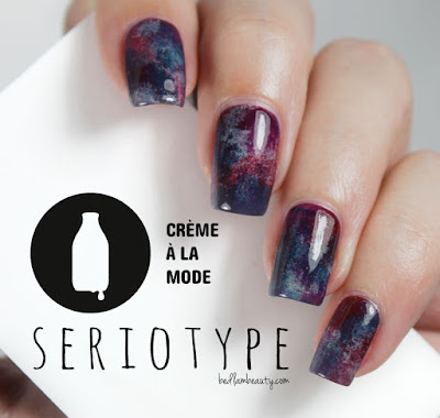 Creme a la Mode Seriotype