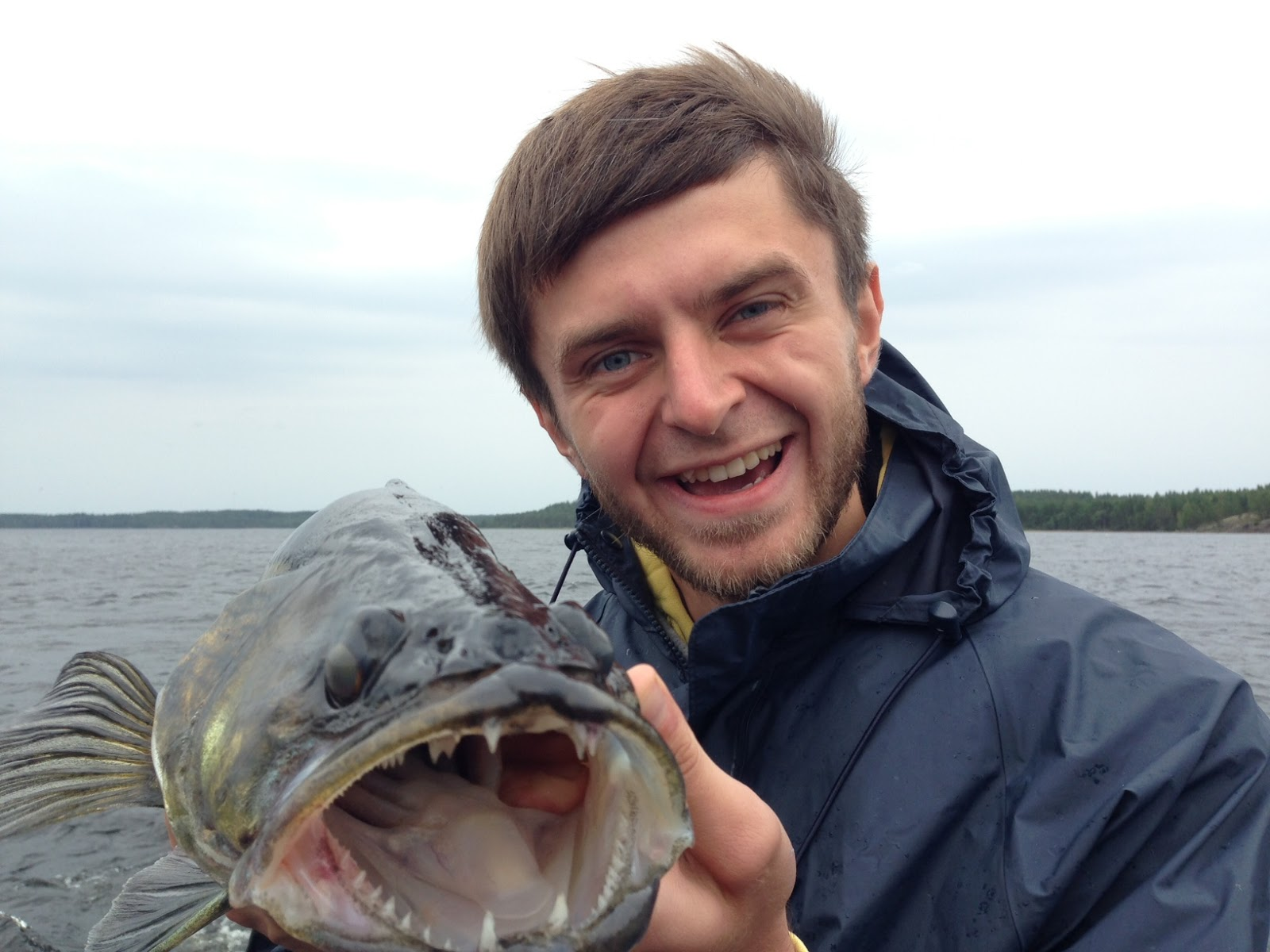 Lake saimaa fishing travels great fishing weekend in for Fishing in finland