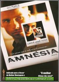 Amnésia Dublado Torrent (2000)